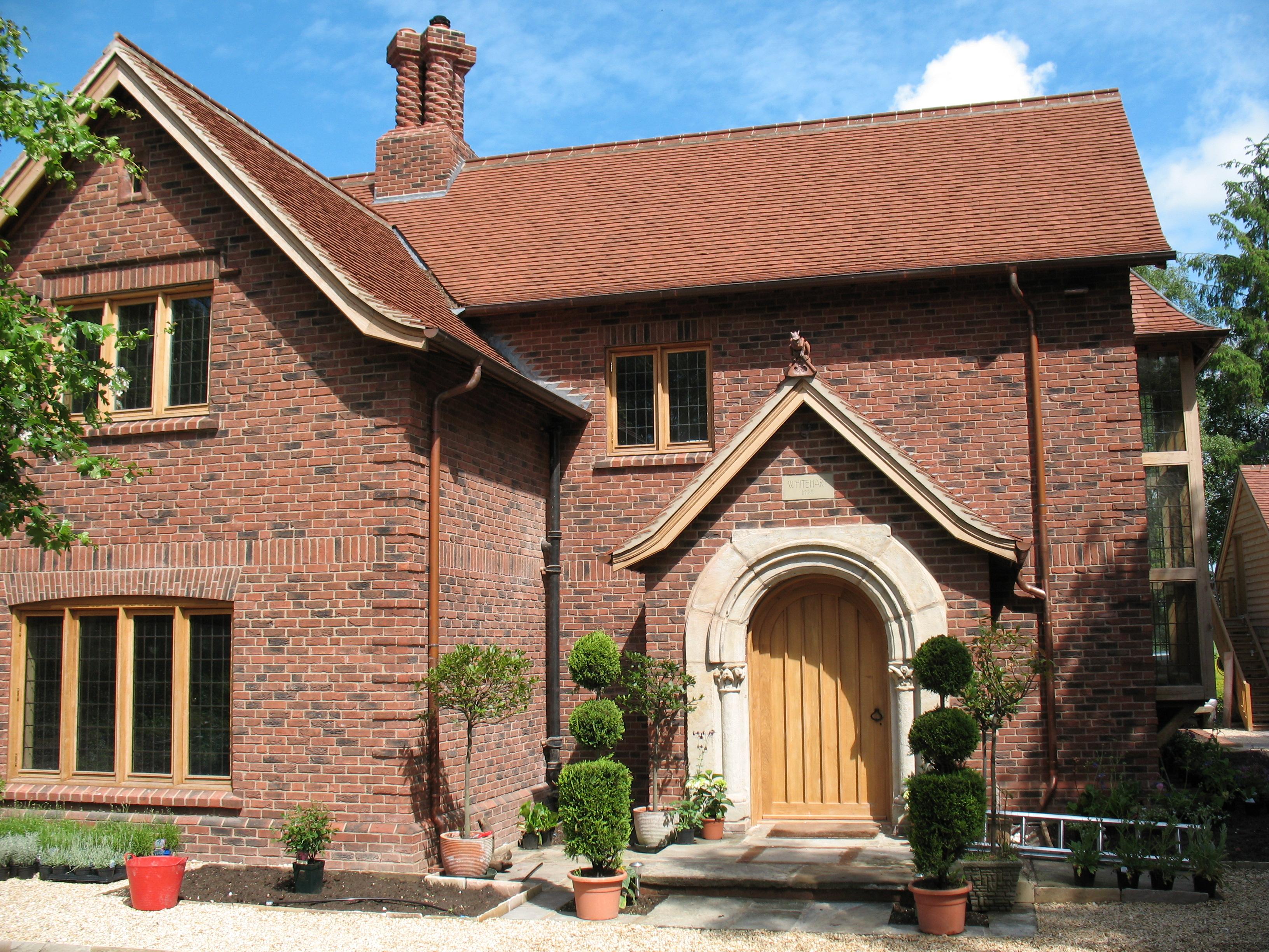 Ein garten im englischen stil um einen neubau im alten gewand designer garden
