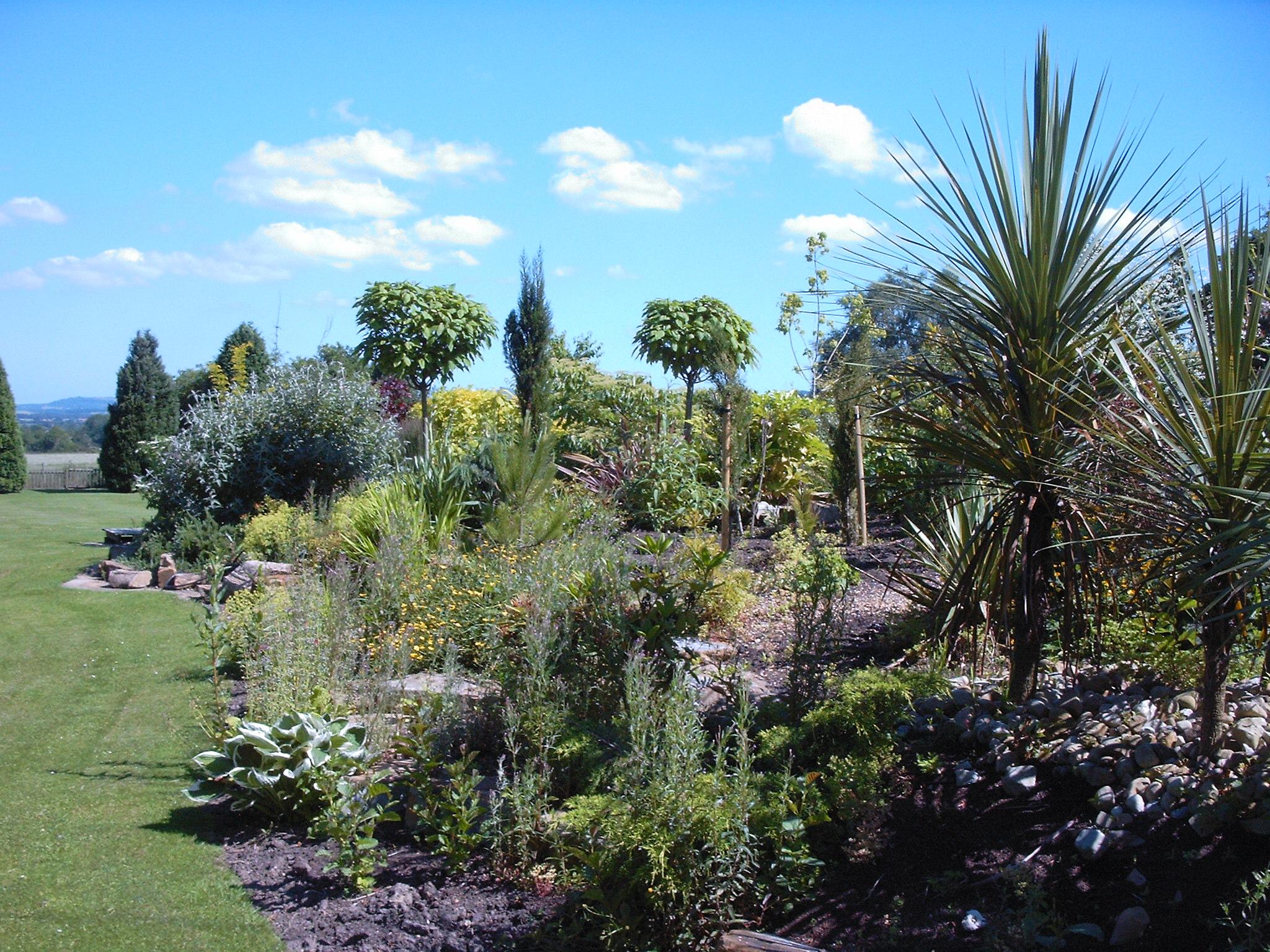 a garden in great broughton north yorkshire designer garden